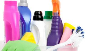 Safe Storage of Household Chemicals
