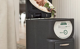 Indoor Composting Can Be Odor-Free