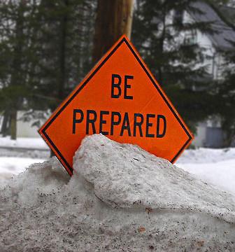 Winter Warm, Winter Prepared