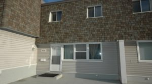 Townhome with 2-car underground parking next to Londonderry Mall416 Village on the Green, Edmonton AB